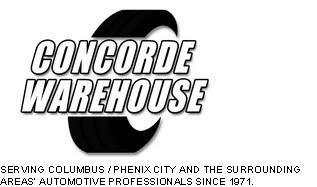 Concorde Warehouse