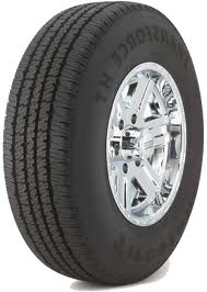 FS TRANSFORCE HT LT225/75R17 / 10 BLK
